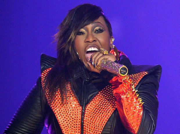 Missy Elliot At The BET Hip Hop Awards 2012