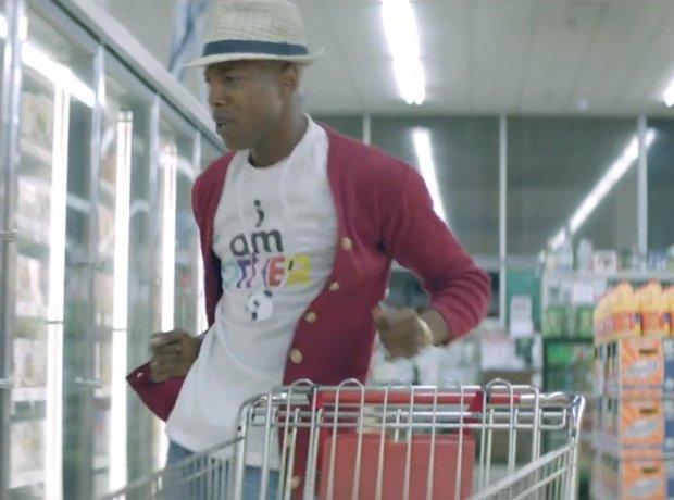 Pharrell Williams - 'Happy'