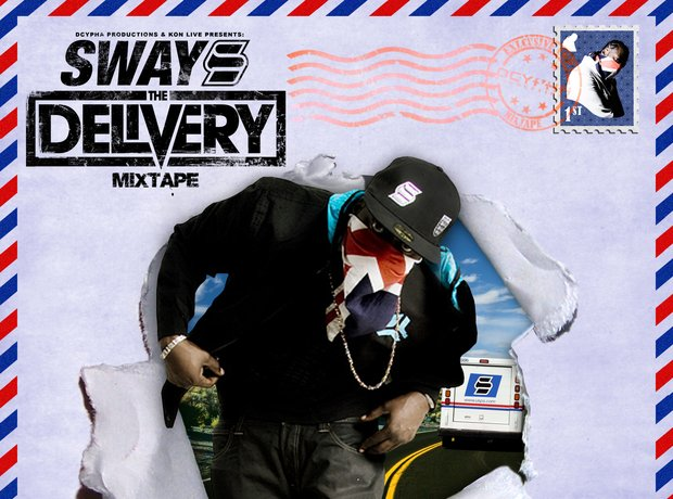 Sway The Delivery artwork