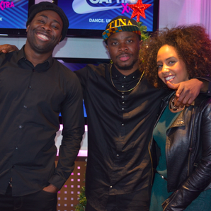 Fuse ODG With Kojo & Jade on Capital XTRA