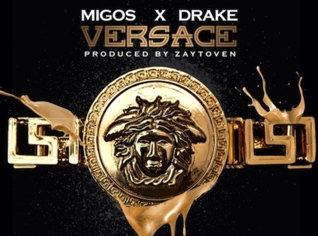 Migos and Drake Versace