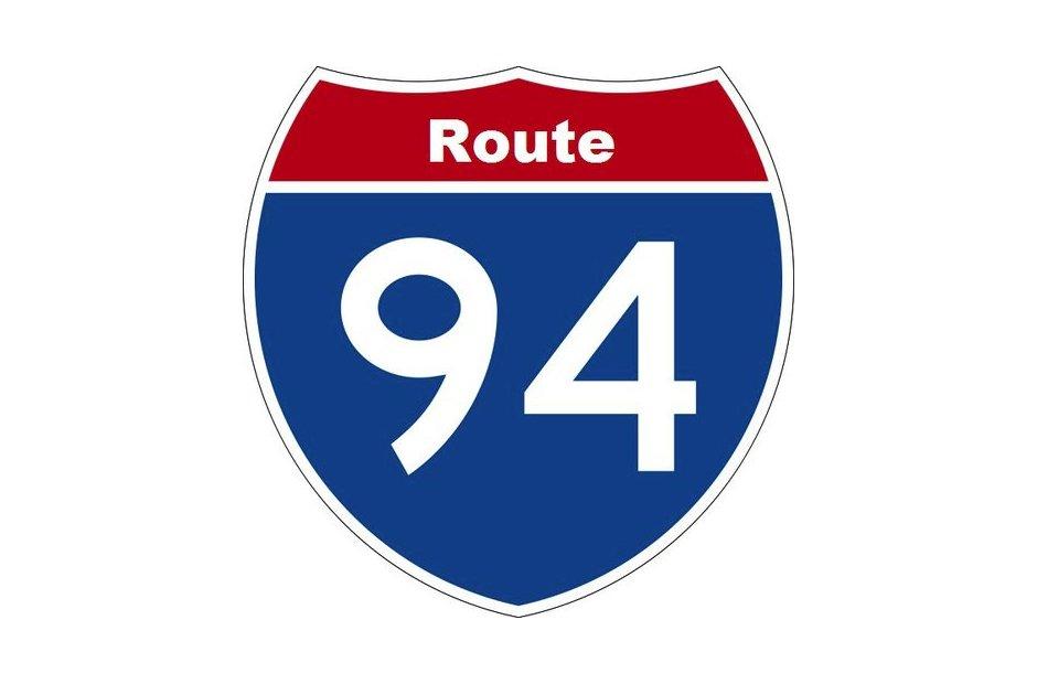 Route 94 logo