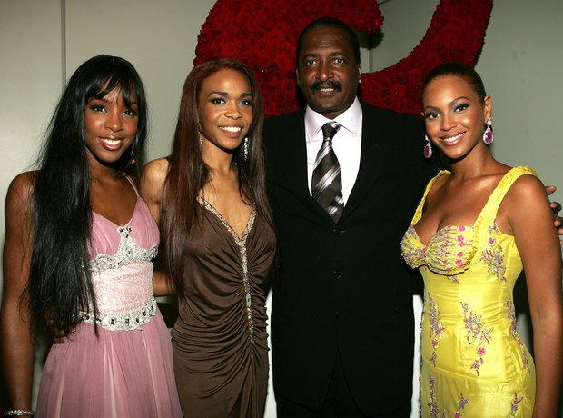 Destinys Child Matthew Knowles