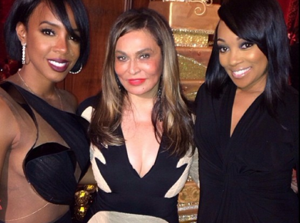 Tina Knowles 60th
