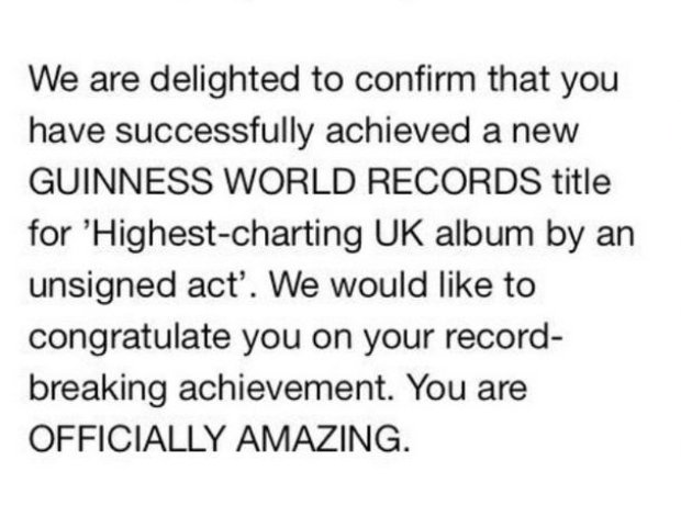 Krept and Konan Guiness World Record