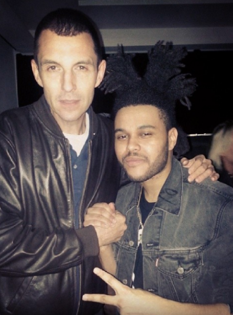Tim Westwood The Weeknd