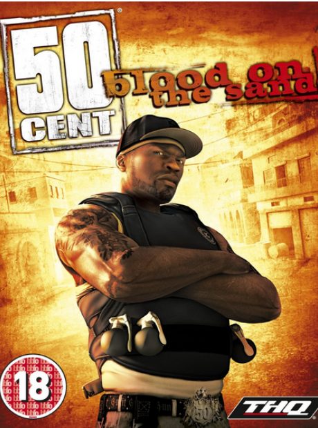 '50 Cent: Blood On The Sand'