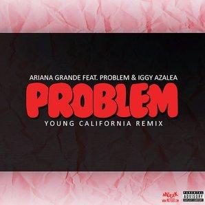 Ariana Grande 'Problem' Remix