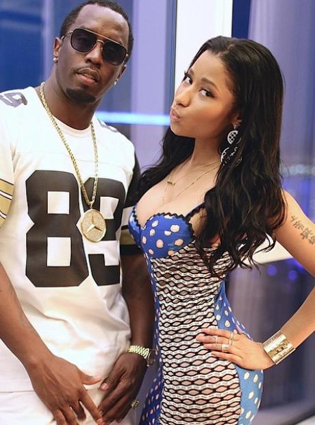 Nicki Minaj P Diddy Vegas