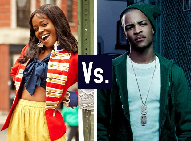 Azealia Banks Vs. T.I feud