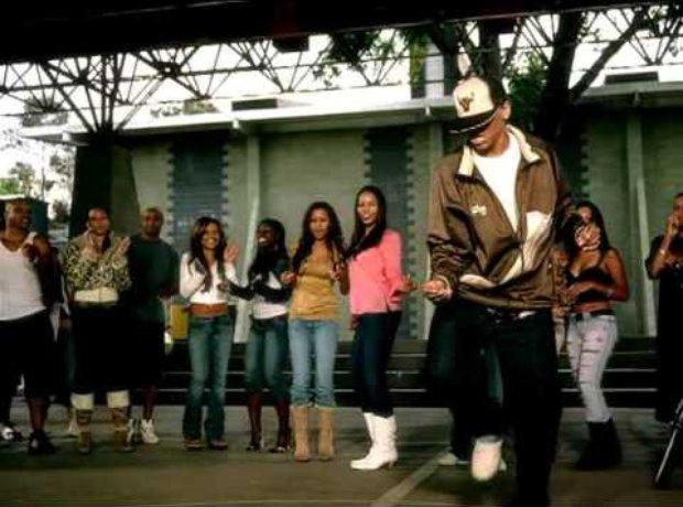 Chris Brown Run It Video