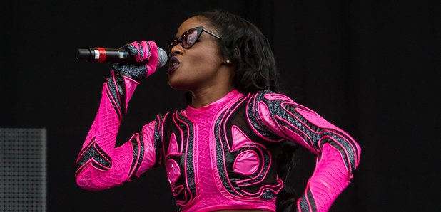 Azealia Banks at Wireless Festival 2014 Birmingham