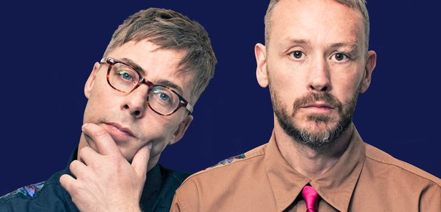 Capital XTRA DJs Basement Jaxx