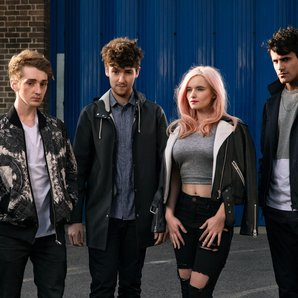 Clean Bandit Press Shot 2014