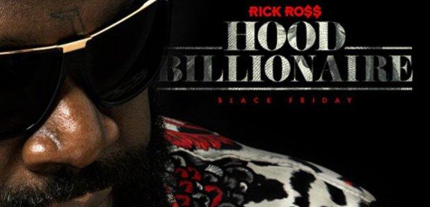 Rick Ross Hood Billionaire