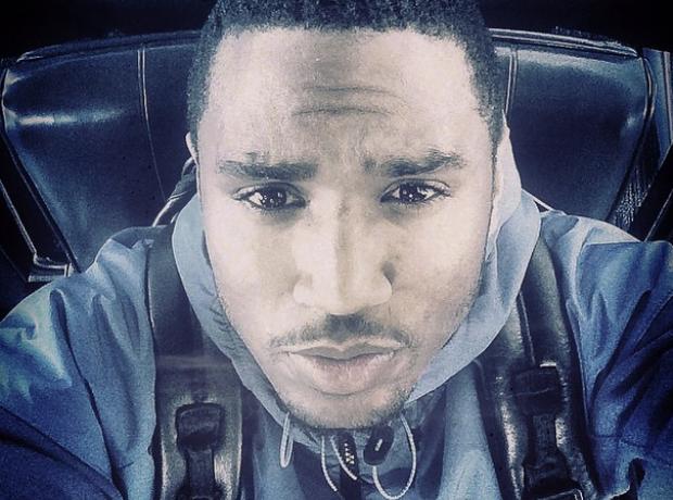 Trey Songz Selfie