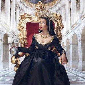 Nicki Minaj 2014 EMA promo shot