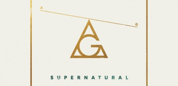 AlunaGeorge Supernatural artwork