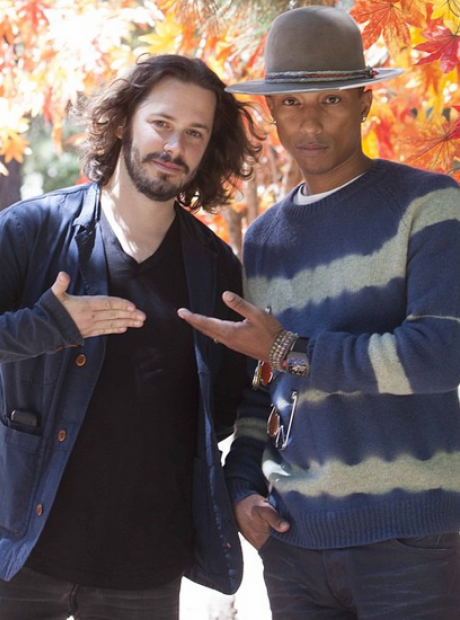 Pharrell Edgar Wright Gust Of Wind