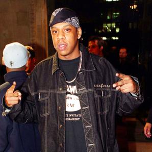 Jay Z denim 1990s