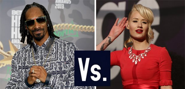 Snoop Dogg vs Iggy Azalea hip hop feuds