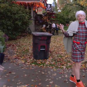 Macklemore Halloween