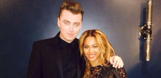 Sam Smith Beyonce Instagram