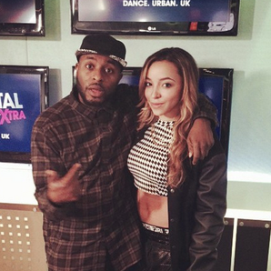 Manny Norte and Tinashe
