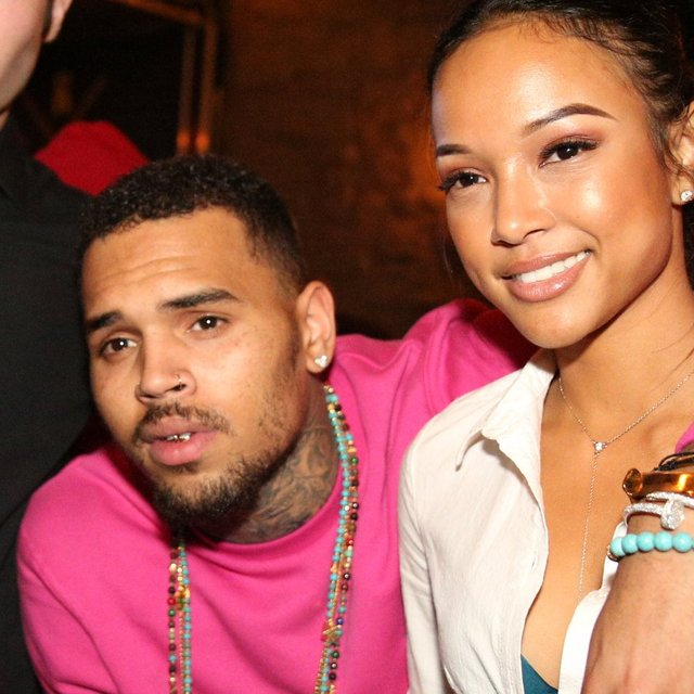 Chris Brown To Karrueche Tran I Love Hard And React: Chris Brown Apologises To Karreuche After Accusing Her Of