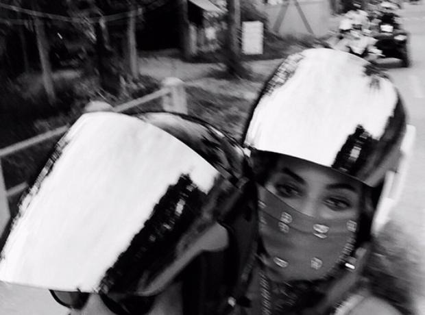 Jay Z Beyonce motorbike