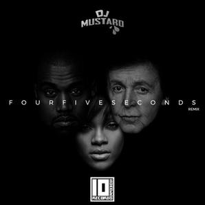 FourFiveSeconds DJ Mustard Remix
