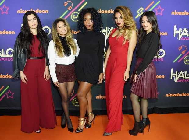 Fifth Harmony Nicelodeon HALO Awards