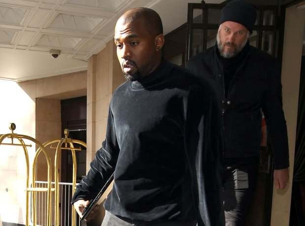 Kanye West London