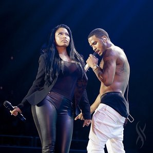 Trey Songz And Nicki Minaj