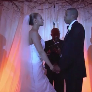 Beyonce and Jay Z Wedding