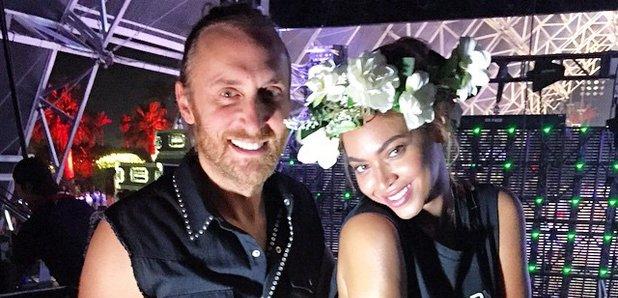 Beyonce David Guetta Coachella 2015