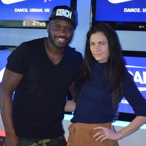 Toni and Lethal Bizzle