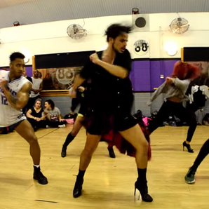 BBHMM Dance in heels