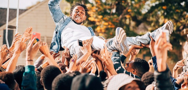 Kendrick Lamar Alright Video Shoot