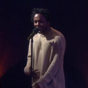 Kendrick Lamar Ellen