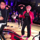 high school teacher retire dance