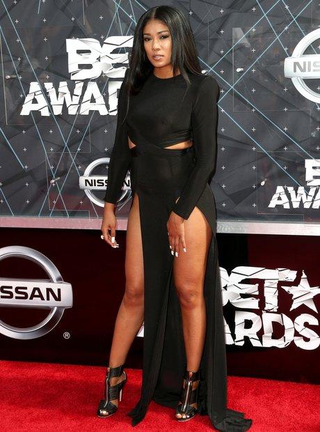 Mila J BET Awards Red Carpet 2015 5