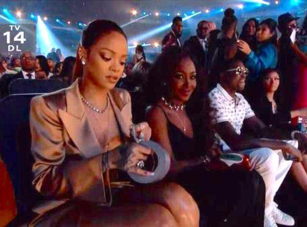 Rihanna BET Awards 2015