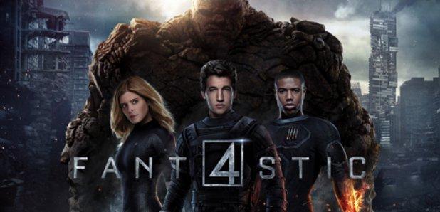 Fantastic Four Quad 2015
