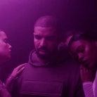 Drake caressed by women in My Love video