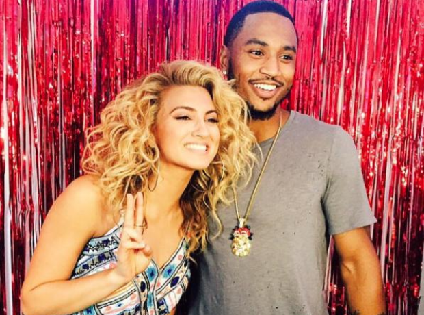 Trey Songz Tori Kelly