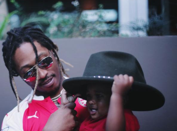 How Many Kids Does Rapper Future Have