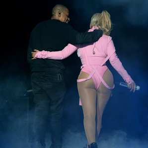Beyonce and Jay Z Tidal Event 2015