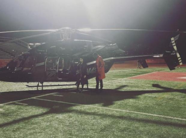 Meek Mill Nicki Minaj Helicopter