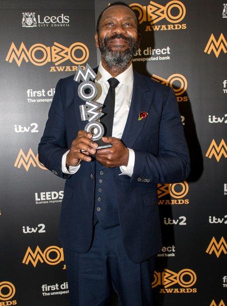 Lenny Henry MOBO Awards 2015 4